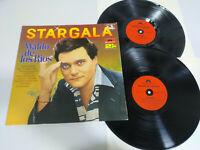 """Waldo de los Rios Stargala exitos Deutsch Edit 1974 - 2 X LP Vinyl 12 """" VG/VG"""