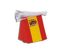 Spain Bunting 100% Polyester Fabric 9 Metres Long New