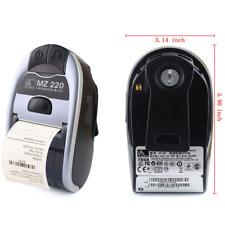 """ Zebra MZ220 "" POS Mobile Receipt Thermal Label Printer P/N M2F-0UG00010-00"