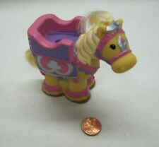New! Fisher Price Little People PRINCESS CASTLE HORSE Royal Palace Kingdom