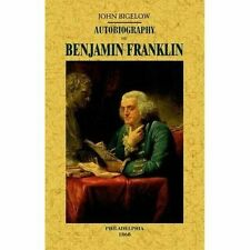Autobiography of Benjamin Franklin,New,Books,mon0000109110