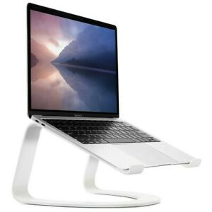 Twelve South Curve SE Stand For Macbook Or Laptops, White