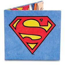 Dynomighty Mighty Wallet - Superman   Tyvek Fabric Bifold Comics Super Man Super