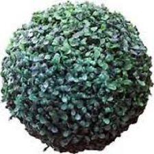 Artificiel boule TOPIAIRE 28 CM 20 LED solaire alimenté l'accrocher ou afficher dans un pot