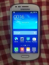 Samsung Galaxy S III Mini GT-I8200 - 8GB - Marble White (Unlocked) Smartphone
