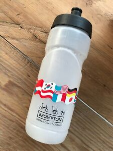 Brompton water bottle World Championship Limited edition Rare !!