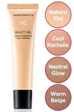 Nutrimetics Neutral Glow Beauty Veil Liquid Foundation - RRP $27