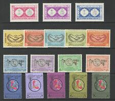 1965/1966 Ksa Saudi Arabia Four Sets F/Vf Mnh*