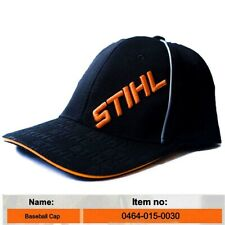 Stihl Chainsaw Collectable Original Hat Baseball Cap Merchandise 04640150030