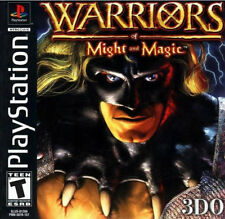 Warriors of Might and Magic PS New Playstation