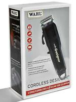 Wahl Cordless Designer Cord/cordless Professional Hair Clipper 8591 Cut Salon