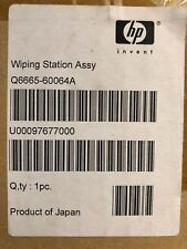 HP Q6665-60064 Wiping station assembly - Designjet 9000s/10000s *NEW OEM* Stock