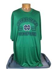 Colosseum Notre Dame Fighting Irish T-Shirt Men's 4XL NWT