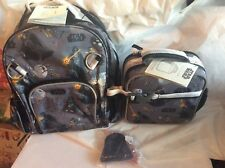$89 Pottery barn STAR WARS DARTH VADER Backpack + LUNCH BOX +  ICE PACK LAST ONE