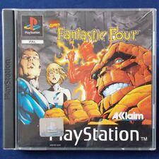 PS1 - Playstation ► Marvel Comics - Fantastic Four ◄ RAR