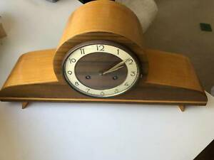 Junghams Art Deco Mantle Clock -immaculate