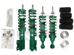 TEIN GSE20-81SS2 STREET BASIS Z COILOVERS FOR 08-17 LANCER CY4A