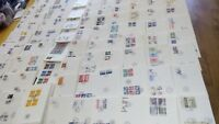 Wholesale Sweden FDC collection 110+ diff covers Fine Quality Free 1 kg shipping