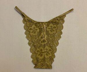 Victoria's Secret Dream Angels High Brazilian Lace Panty XS, S, M, L, XL
