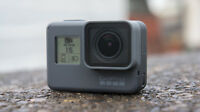 GoPro HERO 5 Camcorder - Black  CHDHX-501 Helmet/Action Camera