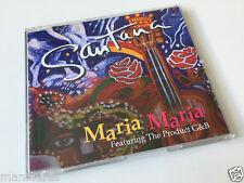 Santana Featuring The Product G&B: Maria Maria Maxi CD Single