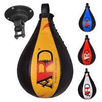 BUKA-GEARS-Silver-Pro-Bearing-Steel-Swivel-Speed-Ball-Boxing-MMA-Punching-Bag