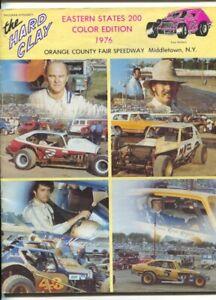 Orange County Fair Speedway Auto Race Program 10/1984-EasternDStates 200-driv...