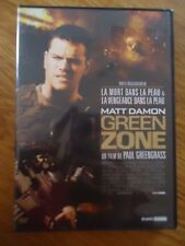 DVD * GREEN ZONE * Matt Damon GUERRE GREENGRASS