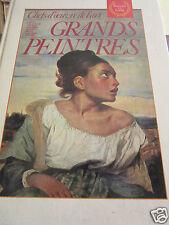 Chefs-d'oeuvre de l'art: Grands Peintres/Succès du Livre