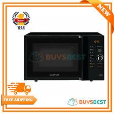 Daewoo 900W 28L Dual Heat Convection Oven, Black - KOC9C0TBKR