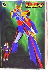 Model Kit Raideen Reideen scala 1/400 Anime Scale Figure Anime Manga Japan