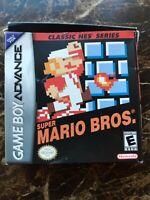 Super Mario Bros. Classic NES Series **BOX ONLY**