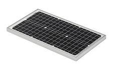 SOLARMODUL 30W Solarpanel 12V Mono Wohnmobil Caravan 4 Busbars 30 Watt 12 Volt