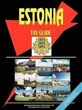 Estonia Tax Guide by Usa Ibp Usa (2005, Paperback)