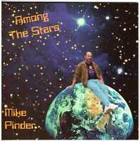 MIKE PINDER Among the Stars CD Soft/Cosmic Rock w/Mellotron—x-Moody Blues OG ed.