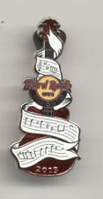 Hard Rock Cafe Toronto Musical Notes Red Guitar 2013 Pin