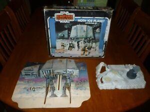 Star Wars Vintage ESB Hoth Ice Planet Adventure Set in the Original Box!