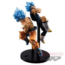 Banpresto Dragonball Super Tag Fighters Gokou & Vegeta Figure set Japan NEW