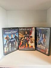 Captain America The First Avenger Captain America: The Winter Soldier /Civil War
