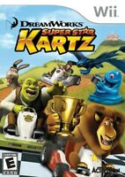 DreamWorks Super Star Kartz - Nintendo  Wii Game