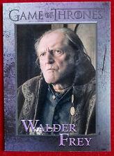 GAME OF THRONES - Season 6 - Card #76 - WALDER FREY - Rittenhouse 2017