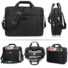 For Business/College/Women/Men Laptop Briefcase 15.6 Inch Oxford Shoulder Bag CA