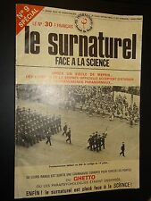 LE SURNATUREL FACE A LA SCIENCE n°9 - JUILLET 1979