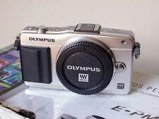 Olympus Pen Mini E-PM2 16MP Digital Camera (body only)
