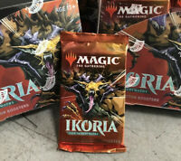 1x IKORIA Lair COLLECTOR Booster Pack New from Factory Sealed Box English MTG
