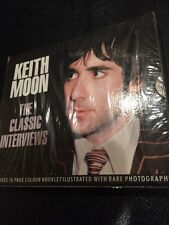 Keith Moon The Who Sealed Cd Nip Rare Interviews New Drummer Won't Fooled Baba