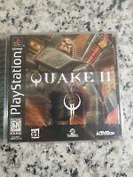 Quake II (Sony PlayStation 1, 1999)