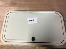 25 x 14  RV Motorhome Trailer Baggage Compartment Access Door