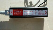 PHOENIX CONTACT DATATRAB D-LAN-CAT.5E 2858991 7v DC 2.5KA