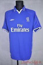 Chelsea London 2001-2003 Home Football Shirt , Size XL